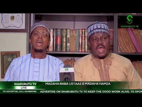 Download Madaha Baba Ustaz and Madaha Hamza - Zikr on Sharubutu TV