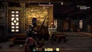 The Elder Scrolls Online #12 - Как стать вампиром.
