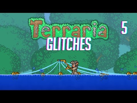 Fishing Glitch - Terraria
