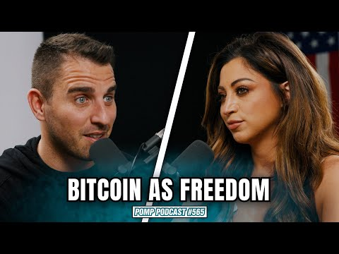 Playboy Playmate Buys Bitcoin And Loves Freedom | Pomp Podcast #565