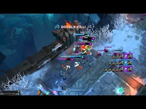 League of Legends: Lollipoppy All for One Remeberance