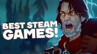 Best Of Steam: PC Building Simulator, Jalopy, Orwell, Ash of Gods | Steam Punks