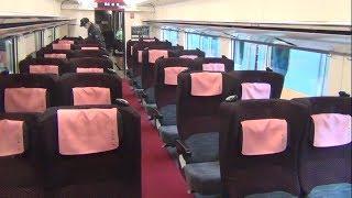 【デビュー一番列車】新型E353系スーパーあずさ号 グリーン車の旅