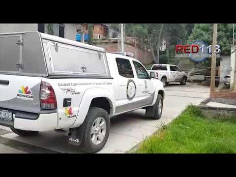 """VIDEO Matan a """"La Mona"""" de un impacto de bala, en la Tenencia Morelos"""