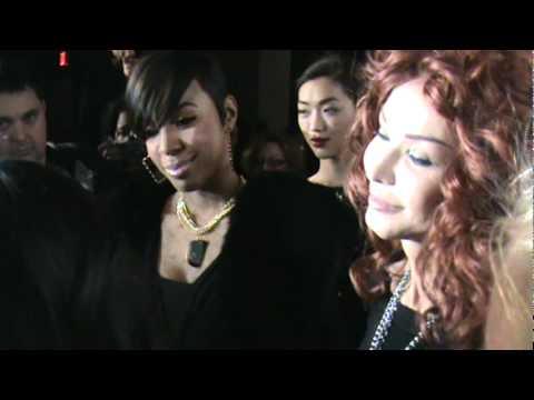 Kelly Rowland, Eva minge interview