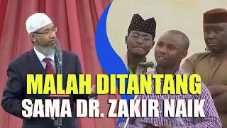 An INTELLIGENT CHALLENGE From Dr. Zakir Naik To A Christian Man