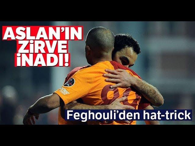 Cimbom Tam Gaz I Kasımpaşa: 1 - Galatasaray: 4