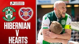 Hibernian 1-1 Hearts | Ikpeazu's Late Goal Ensures Points are Shared | Ladbrokes Premiership