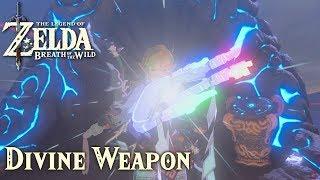 TLoZ: Breath of the Wild - Divine Weapon