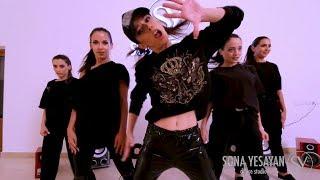 Sona Yesayan Dance Studio - Level Up / Ciara 2018 dance video