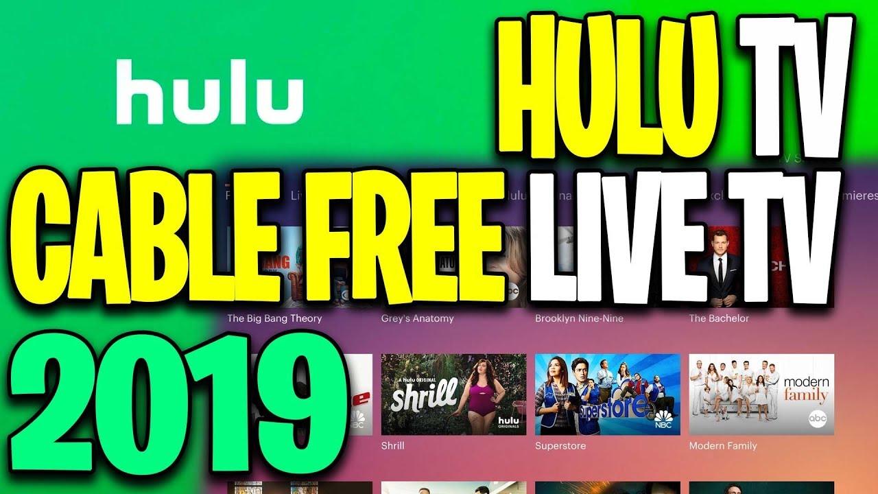 download hulu app free