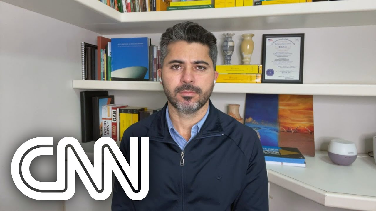 Não vejo qualquer ameaça nas falas de Bolsonaro, diz senador governista | EXPRESSO CNN - YouTube