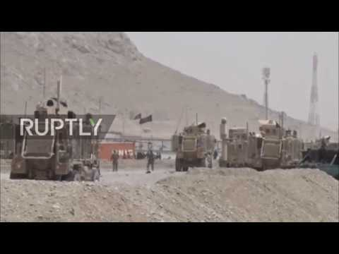 Afghanistan: Casualties feared after blast hits NATO convoy in Kandahar