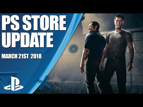PlayStation Store Highlights - 21st March 2018