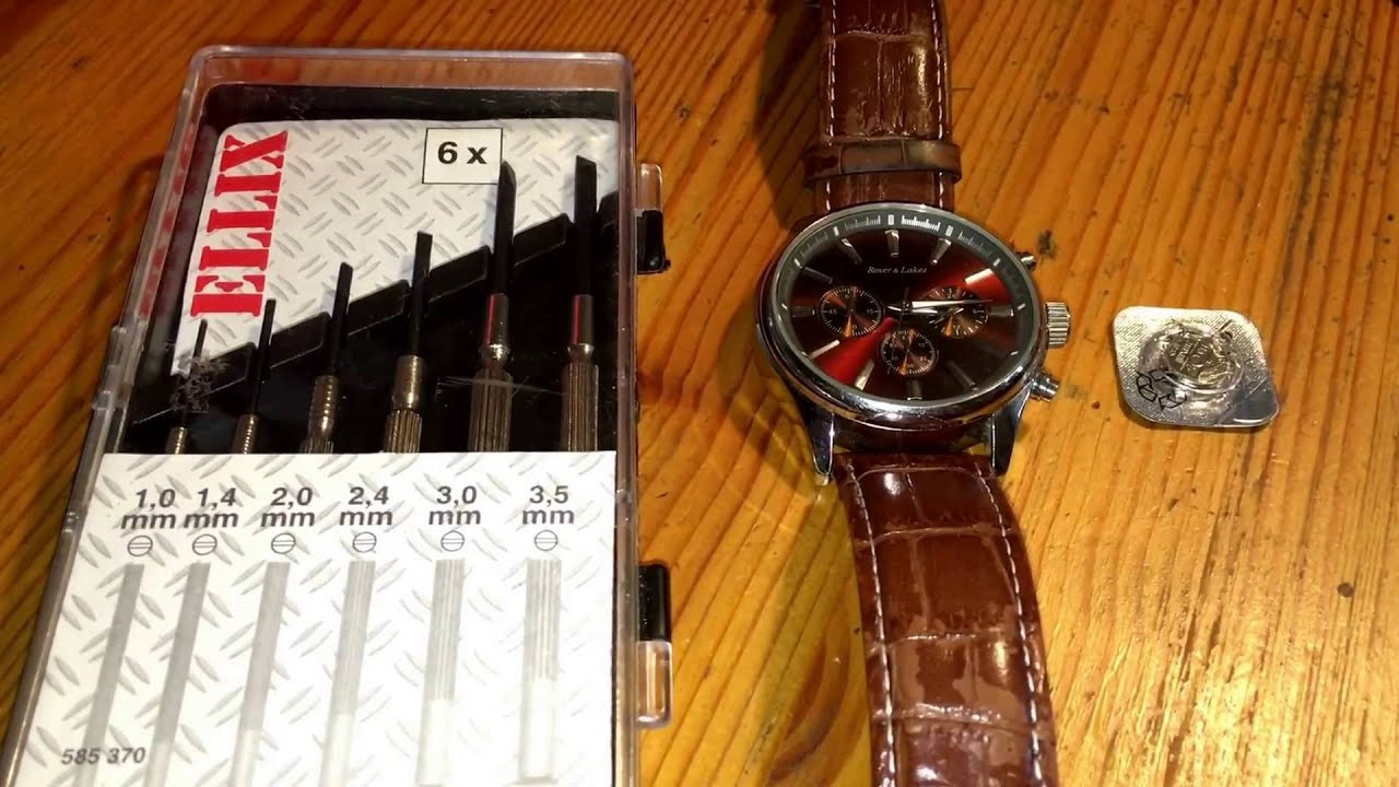 wrist watch batteries