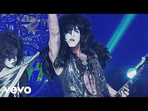 Kiss - Detroit Rock City (From