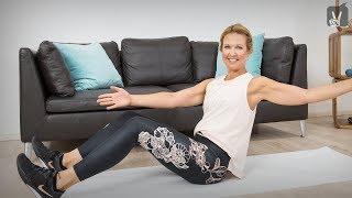 Pilates meets Fitness: Bauchübungen zum Abnehmen für Anfänger
