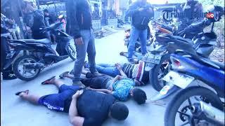 Download Video VIDEO - Detik-detik Penggrebekan Kampung Narkoba di Samarinda MP3 3GP MP4