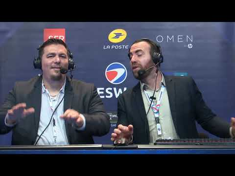 Syndrom vs gen1us ESWC 2017 Quake Champions Day1 HD 1080