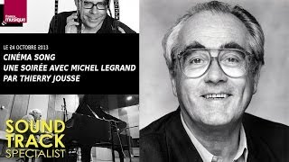 Michel Legrand | Cinema Song [2013-24-10]