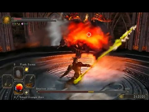 Dark Souls 2 NG+7 Bosses versus The Glass Cannon