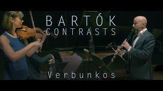 Bartók Contrasts: Verbunkos, Mvt 1. Hawley, Nebel, McKiggan