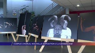 Yvelines | Corpus Chorus, nouvelle exposition à la Barbacane