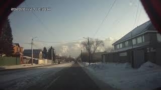ДТП на Ленинградской Суворова 27.01.2020