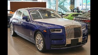 2019 Rolls-Royce Phantom VIII - Walkaround in 4k