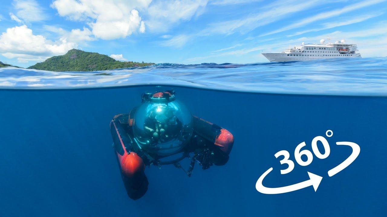 Crystal Cruises' Submarine
