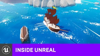 Prototyping Sailing Mechanics, Part 2 | Inside Unreal