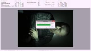 Чёрно-белый РАВ-файл с цифровой камеры, с помощью RAWDigger
