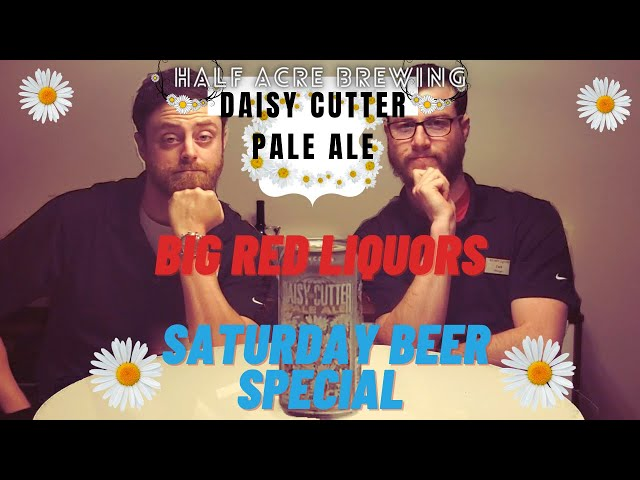 Half Acre Brewing - Daisy Cutter Pale Ale