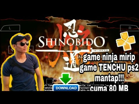 Cara Instal Game Shinobido Tales Of The Ninja Ppsspp Android Youtube