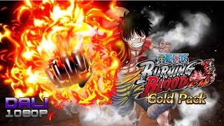 One Piece Burning Blood Gold Edition PC Gameplay 1080p