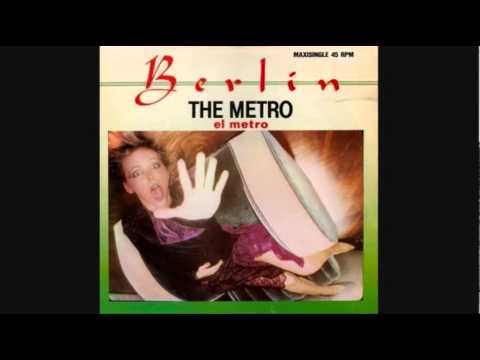 Berlin - Pleasure Victim (sound remastered)
