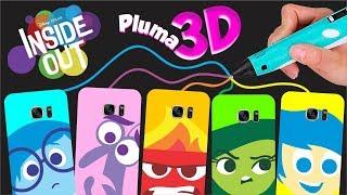 Haz FUNDAS para tu CELULAR con PLUMA 3D ⭐ MEGA SORTEO DISNEY⭐