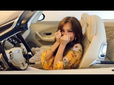 Tommy Mottola sorprende a Thalía con un lujoso regalo por el día de las madres