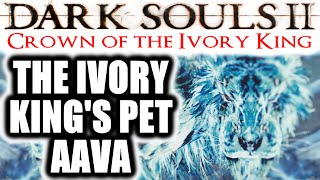 Dark Souls 2: Crown of the Ivory King NG++++: AAVA THE KING