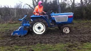 Iseki Compact Tractor - Ebay