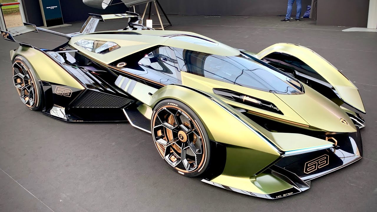 LES PLUS BEAUX CONCEPT CARS DE 2020! + video