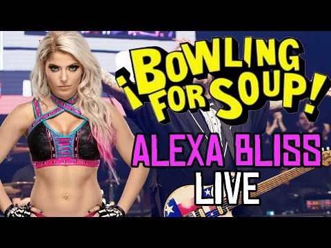 Bowling For Soup - Alexa Bliss (Live - O2 Academy, Glasgow, 10/02/2020)  FIRST EVER LIVE PERFORMANCE