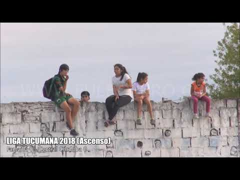 LIGA TUCUMANA (Ascenso): Sin goles en Famaillá vs Central Córdoba