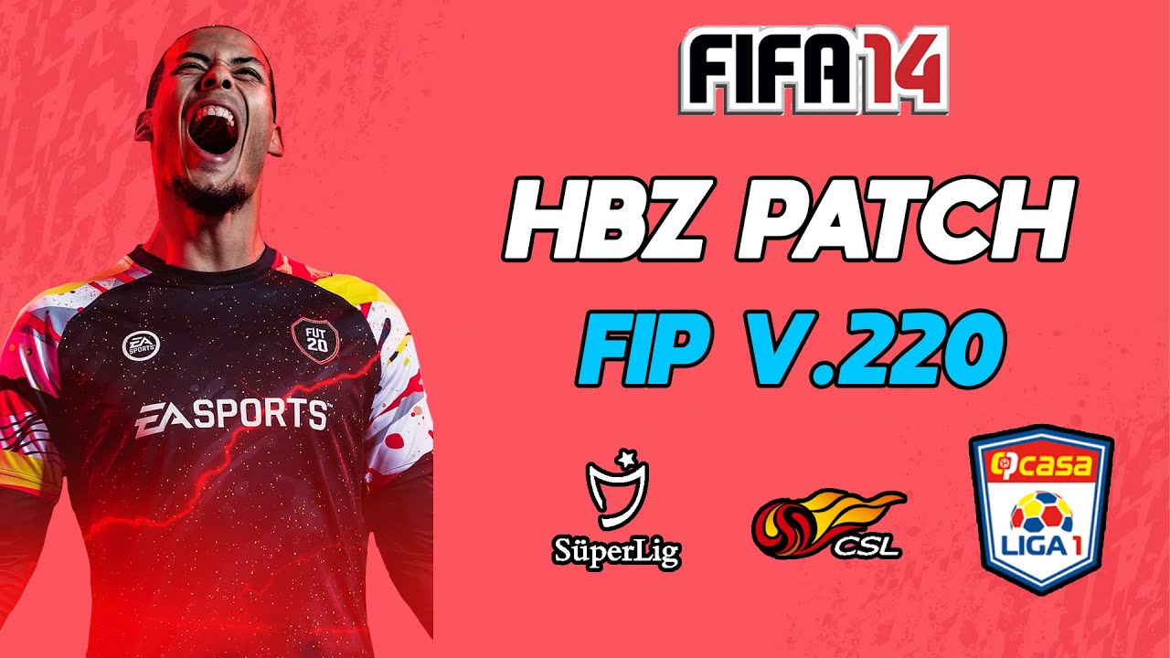 FIFA 14 ► FIP v2.20 UPDATE ★ Playable Romania, Turky, Japan Career Mode