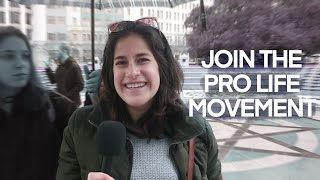 How she joined the pro-life movement