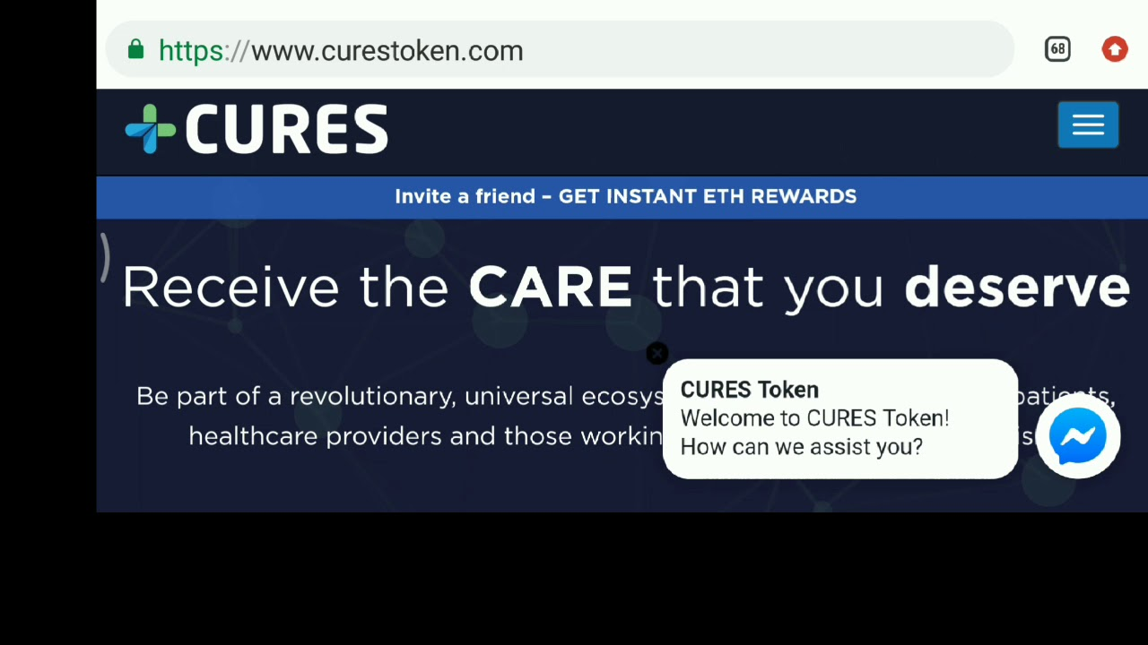 Cures be part of a revolutionary, universal ecosystem