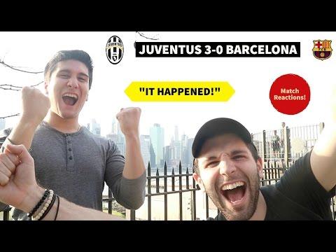 """It Happened!""    Juventus vs Barcelona 3-0 Match Analysis & Reactions!"