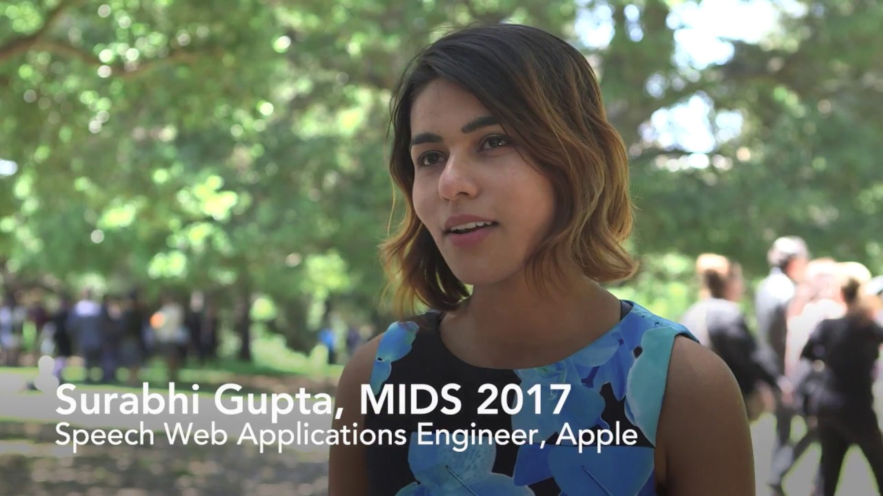 Master of Information and Data Science (MIDS) at UC Berkeley School of Information