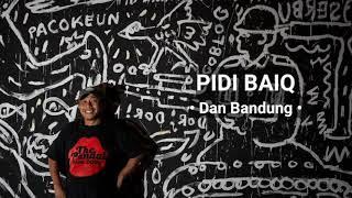 Pidi Baiq - Dan Bandung \x5bLIRIK\x5d