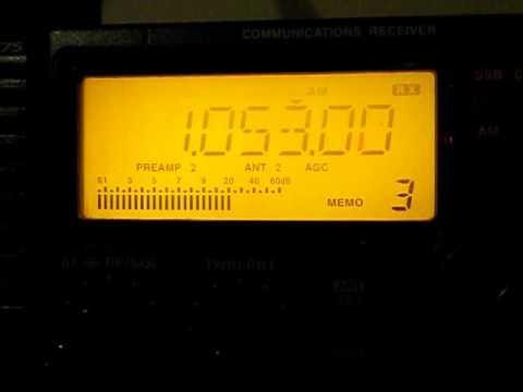 Libya - Radio Libya 1053 khz
